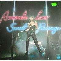 Amanda Lear /Sweet Revenge/1978, Ariola, Germany, LP, EX + Poster