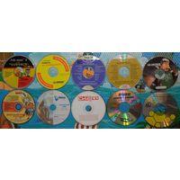 Домашняя коллекция In'сталяшных дисков ЛОТ-2