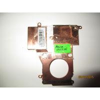 Система охлаждения нетбука ASUS Eee 1005PE с термоэлементами
