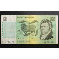 Австралия, 2 доллара 1976 год