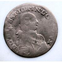 3 грош 1764 Курляндия