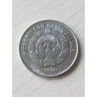 Узбекистан 25 сом 1999г.