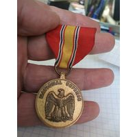 Медаль За службу национальной обороне. США.