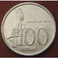6032:  100 рупий 1999 Индонезия