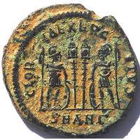 КОНСТАНТИН I ВЕЛИКИЙ (306-337 г.) АНТИОХИЯ. АЕ ФОЛЛИС.
