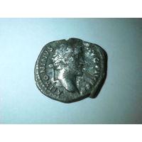Римская монета.144 год от Р.Х.