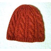 Комплект (шапка, шарф), р-р 56. Пр-во Италия.