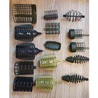Кормушки для рыбалки 15 штук