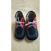 Ботиночки детские, по стельке 11,5 см