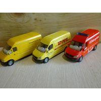 "Модели микроавтобусов Мерседес.Лотом.siku""."