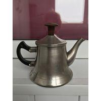 Заварочный чайник, заварник Автоштамп Мельхиор