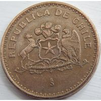 Чили 100 песо