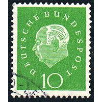 143: Германия (ФРГ), почтовая марка, 1959 год