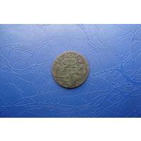 1 грош 1755                                      (5587)