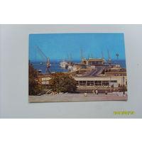 Одесса.Морской вокзал. 1982 год
