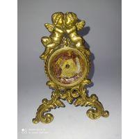 Рамка бронза для фото, зеркало,картинка.Старинная Франция.