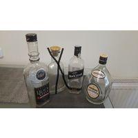 Бутылки для поделок