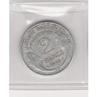 2 франка 1948 В. Возможен обмен
