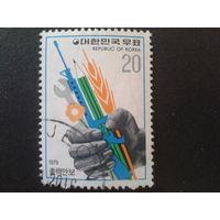 Корея Южная 1979 символика