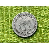 Гвинея 50 франков