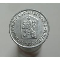 10 геллеров 1970 Чехословакия