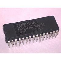 TA8644N-B. VCR видеопроцессор PAL/NTSC/MeSECAM. TA8644