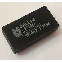 DS12887 Часы реального времени, будильник, календарь. Dallas. DS12887
