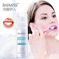 Отбеливающий мусс для зубов
