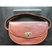 Старая Советска женская сумочка.Кожа.