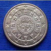 Португалия 50 евроцентов 2010