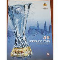 2010 Атлетико (Испания) - Фулхэм (Англия) (Финал Лиги Европы 2010)