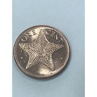 1 цент, 1998 г., Багамские острова