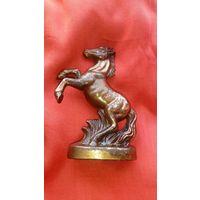 Лошадка,силумин,СССР