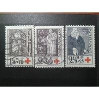 Финляндия 1933 Красный крест полная серия