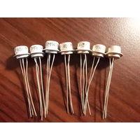 Транзистор ПМ 40А - 7 шт. одним лотом