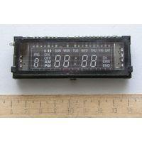 Люминисцентный индикатор для часов