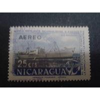 Никарагуа 1957 корабль