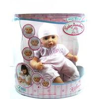 Кукла Бэби Анабель нежный поцелуй(Zapf Creation),36 см(оригинал, в оригинальной упаковке)