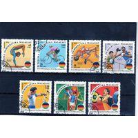 Мадагаскар.Спорт.Олимпийские игры.Барселона.1992.