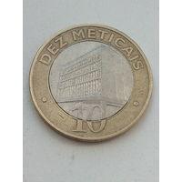 Мозамбик 10 метикал 2006