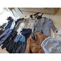 Продаю мужской личный гардероб (бренды Zara, Emporio Armani, Burton menswear London, Colins, Mango, Topman, Koton, Tom Tailor, Твоё, Ralph Lauren)