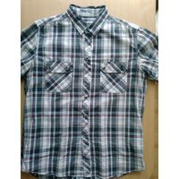 Клетчатая рубашка на лето 2