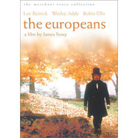 Европейцы / The Europeans (James Ivory / Джеймс Айвори)  DVD9