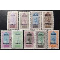 Франция.  колонии Франции. Французский Судан \245\ 1921-25 год.