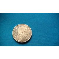 Люксембург 50 евроцентов 2002г . распродажа