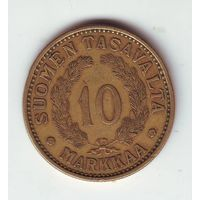 Финляндия. 10 марок 1931 г.