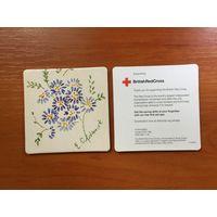 Подставка British Red Cross /Великобритания/ No 2