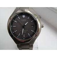 Часы Casio титановые