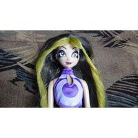 Кукла, ведьма Дарси из мультсериала Winx club.
