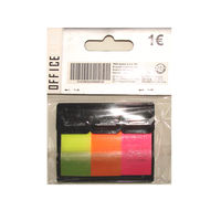 Яркие клейкие закладки, пластиковые, многоразовые, компании Tedi GmbH&Co, новые, Германия, качественные